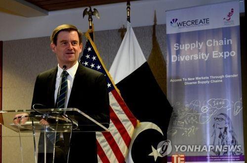 David Hale, subsecretario de Estado para Asuntos Políticos de Estados Unidos. (foto de archivo)