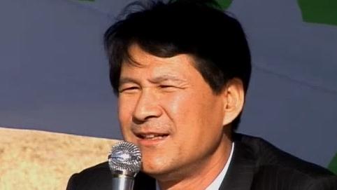 국회의원 임종인 천막 강연(2006년 3월30일)