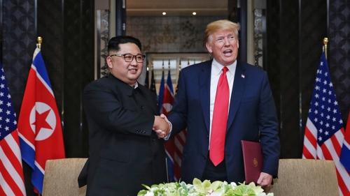 세계가 주목한 회담 북미정상회담…시작부터 끝까지(2018.06.12)