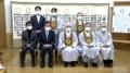 더불어민주당 이낙연 대표 원불교 교정원 방문 스케치 및 싱크