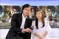 郑宇成和金泰熙期待影迷评价《中天》