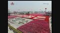 朝鲜迎金日成诞辰100周年 举行大规模阅兵
