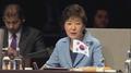 朴槿惠核峰会演讲:世界无核化应从韩半岛开始