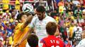 世界杯H组韩国队2-4输给阿尔及利亚