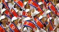 韩政府:韩方对朝鲜拉拉队立场不变 欢迎她们访韩