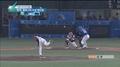 亚运棒球决赛韩国6-3击败中华台北夺金