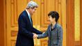 美国务卿克里17日访韩 将沟通朴槿惠访美等事宜