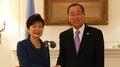 联合国秘书长潘基文下周访韩出席世界教育论坛