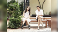 韩星秋瓷炫公开和中国明星于晓光恋情