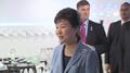 朴槿惠访问驻纽约韩国文化院