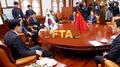 韩朝野拟30日召开国会全体会议完成韩中FTA批准工作