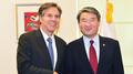 韩美举行高层战略磋商会议商讨对朝制裁措施