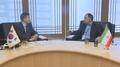 韩联社社长访伊朗 明与伊通社签新闻交换协议