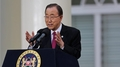 潘基文吁朝鲜改变态度重返对话桌