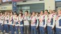 2016里约奥运韩国健儿凯旋回国
