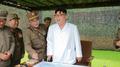 金正恩指导发射导弹 要求加强核力量