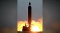 朝鲜今晨试射一枚舞水端导弹遭失败