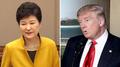 特朗普与朴槿惠通话承诺协防韩国