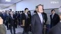 韩八大企业掌门人出席亲信门国政调查听证会