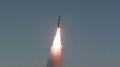 朝媒公开新型中程弹道导弹发射视频