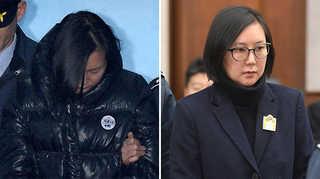[포토무비] '특검 복덩이'로 거듭난 장시호의 달라진 모습
