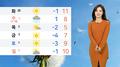 [날씨] 맑고 포근한 월요일…큰 일교차 유의
