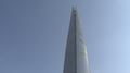 首尔乐天世界大厦�t望台即将开放 为世界第三高