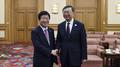 杨洁篪表示中方定将与韩方就半岛问题紧密沟通
