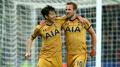 孙兴�O英超单季进球21粒创韩旅欧球员最高纪录