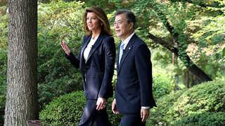 [포토무비] 文대통령 '북핵로드맵'…韓美 '공동방안' 도출할까