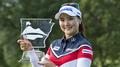 柳箫然封后LPGA登顶世界高球榜