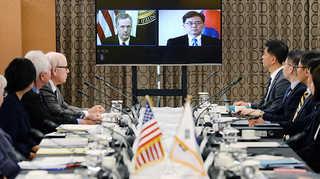 [포토무비] 한미FTA 개정 협상 두고 치열한 수싸움…관전 포인트는