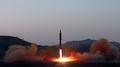 朝鲜所射导弹穿越日本上空落在北太平洋
