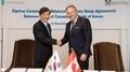 韩国与加拿大签货币互换协议 不限期限额度