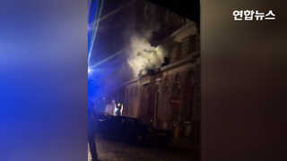 [현장영상] 체코 프라하 호텔 화재, 20대 한국인 여성 숨져