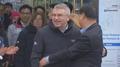 【平昌冬奥】IOC主席巴赫参观平昌运动员村