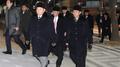 La troupe artistique nord-coréenne arrivera en Corée du Sud par ferry aujourd'hu..