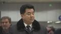 朝鲜拉拉队等冬奥访问团280人抵韩