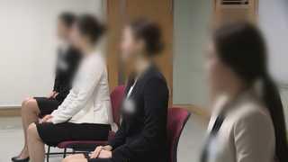 신입 70명에 여자 1명…성차별 vs 허용범위 논란