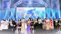 Las compañías artísticas de las dos Coreas terminan una actuación conjunta con u..