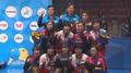 El equipo conjunto coreano se lleva el bronce en el Campeonato Mundial de Tenis ..