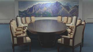 청와대, '고위급회담 당일 중지 통보' 북한 의도에 촉각