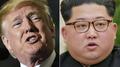Trump sur le sommet avec Kim : «Nous verrons ce qui va se passer»
