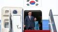 Moon à Washington pour préparer le sommet Corée du Nord-Etats-Unis