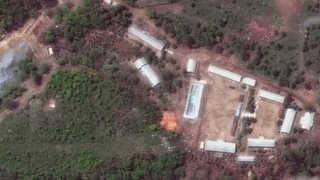 북한 풍계리 핵실험장 폐기…갱도 폭파