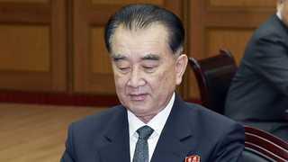 '김정은 집사' 김창선 北 국무부 부장, 베이징서 귀국길 포착