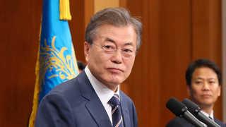 """[녹취구성] 문 대통령 """"한반도 비핵화 길 순탄치 않을것…반드시 성공"""""""