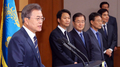 韩朝领导人商定紧密合作力促金特会成功