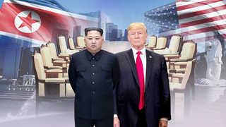 트럼프, 6월12일 싱가포르 북미회담 재추진 시사