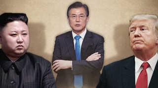 [영상구성] 숨가쁜 '비핵화 외교전'